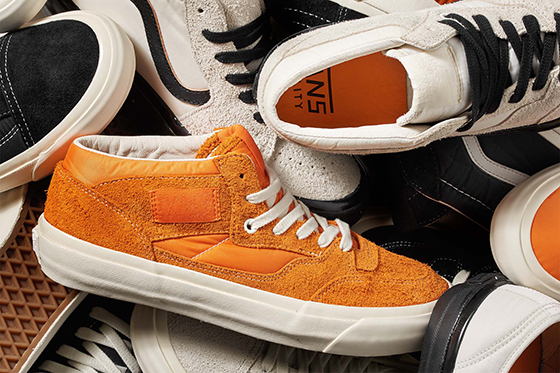 OUR LEGACY & VAULT BY VANS