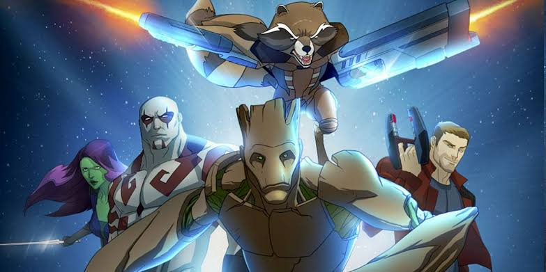Guardians Of The Galaxy S02 All Images In 720P
