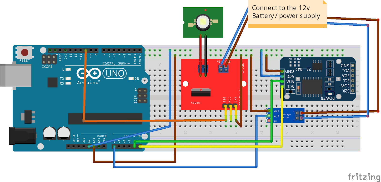 small resolution of black wolf tech arduino based solar light system rudra circuit diagram of the project is shown below