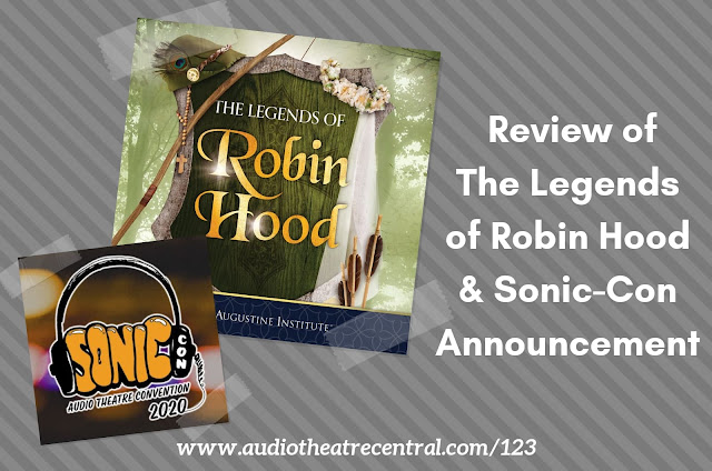 ATC123: Review of The Legends of Robin Hood from AIR Theatre