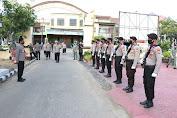 Kunjungan Hari ini, Kapolda Sulsel Cek Kesiapan Operasi Ketupat COVID-19 di Pinrang