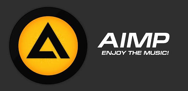 تنزيل AIMP تطبيق مشهور وممتع ومليء بالميزات مشغل صوت لهواتف الاندرويد