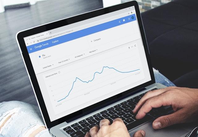 جوجل اتجاهات البيانات المستخدمة من قبل الباحثين لمنظمة العفو الدولية للتنبؤ اندلاع الانفلونزا