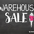 Gingersnaps and Just G. Are Having A Warehouse Sale!!!