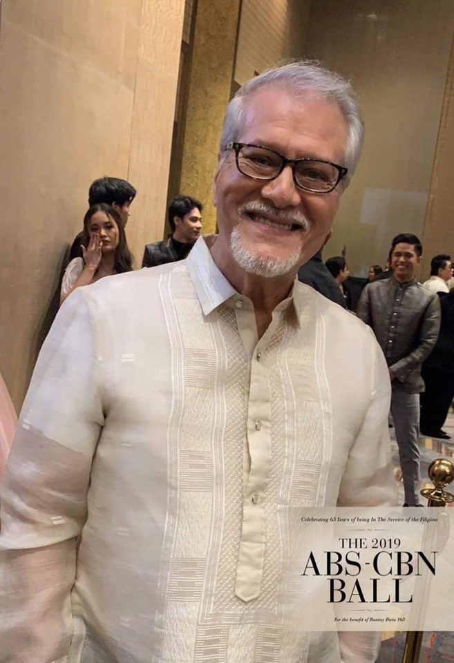 Ronaldo Valdez ABS-CBN Ball 2019