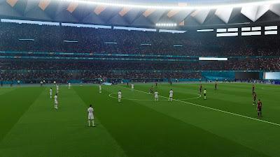 PES 2021 EURO 2020 Stadiums AddOn by Endo