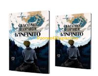 """Logo Prova a vincere gratis copie di """"Giacomo Leopardi - L'infinito"""""""