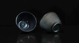 Black Cast Iron Tea Cups