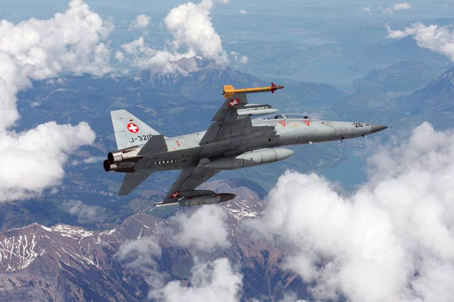 US plans buy F-5 Switzerland