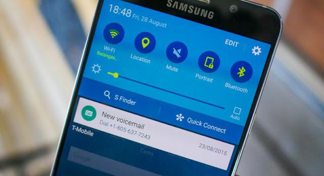 Cara Mengatasi Boros Batre di Samsung Galaxy Note 5 4