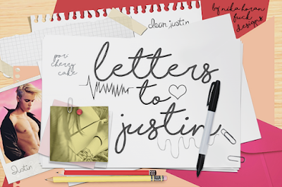 CF: Letters to Justin (Cherry Cake)