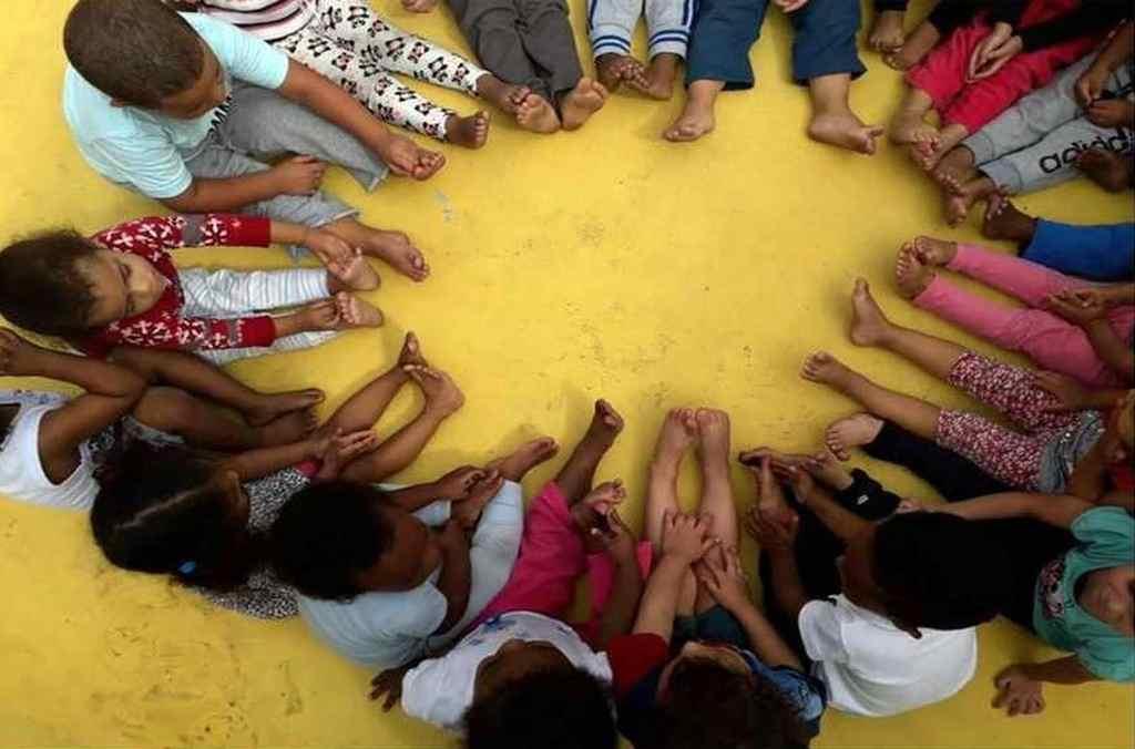 Creche Caminhar com Amor é a Solução II atende a 240 crianças.