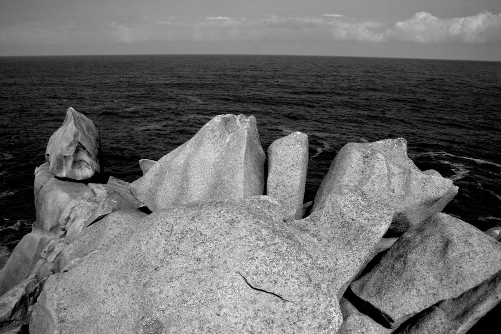 fotografía de paisajes en blanco y negro, imágenes, fotos creativas, artística,