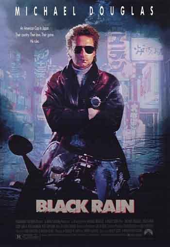 Black Rain 1989 480p 400MB BRRip Dual Audio [Hindi - English] MKV