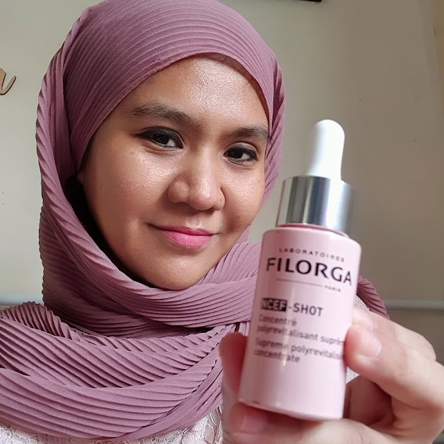 10-DAY ANTI-AGEING TREATMENT WITH FILORGA NCEF®-SHOT.