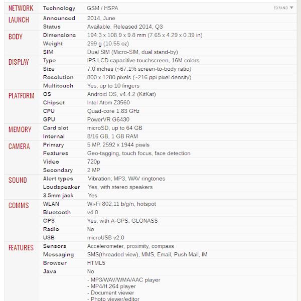 Review ASUS FonePad 7 FE375 Series Tablet dengan Harga dan Spesifikasi yang Menarik