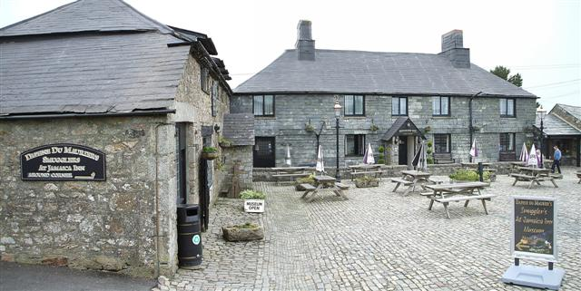 Jamaica Inn at Bodmin Moor