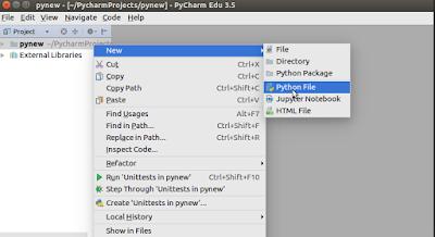 Create Python File