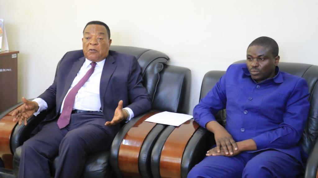 Serikali Yatoa Ufafanuzi Madai Ya Komputa Kuibiwa Ofisi ya DPP