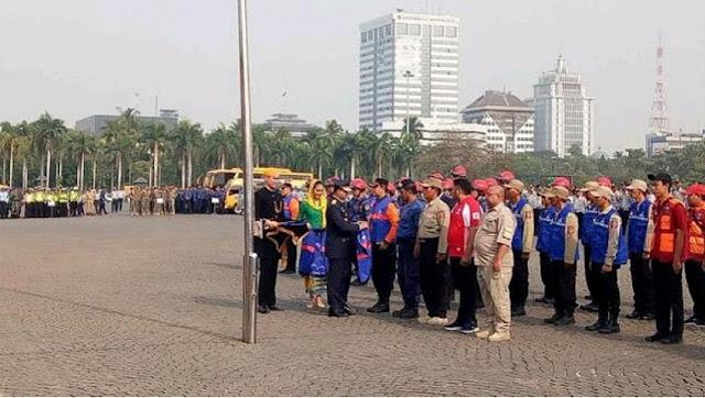 Merasa Mampu, Satgas Karhutla Riau Tolak 65 Personel Kiriman Anies