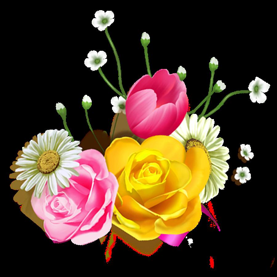 Lindas Gifs E Imagens Lindas Flores Em Png E Hd