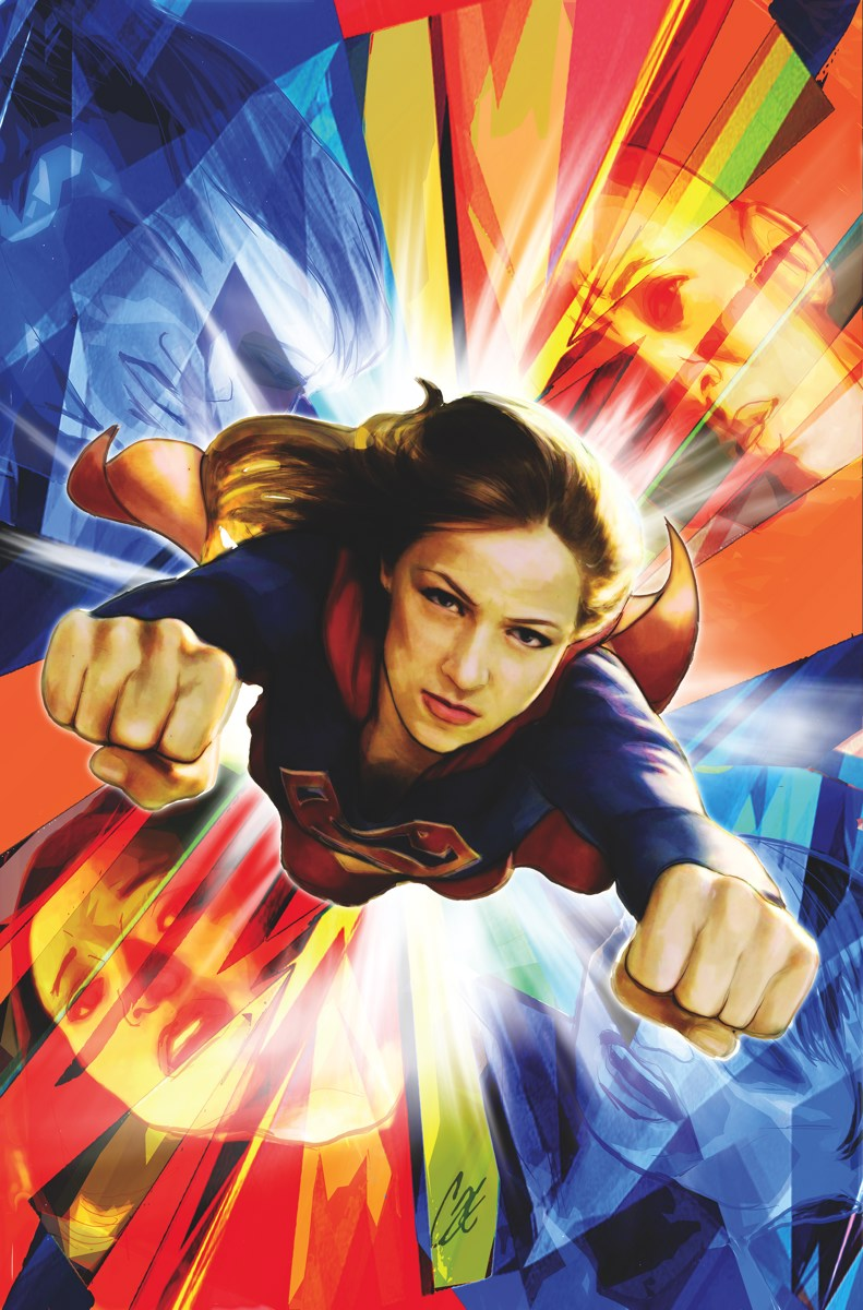 Supergirl Comic Box Commentary: April 2016