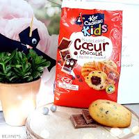 Degusta Box Mars : madeleines ker cadélac