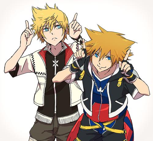 Final Fantasy Cosplay Costumes: Cute Kingdom Hearts Sora