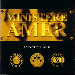 Ministere A.M.E.R – L'Integrale (2CD) (1997) [CD] [FLAC]