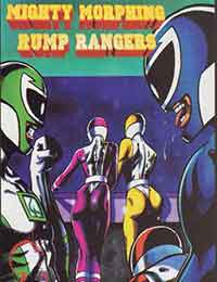 Mighty Morphing Rump Rangers