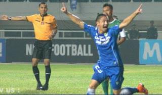 Persib Bandung Libas PS TNI 3-0 - Hasil TSC Minggu 21 Agustus 2016