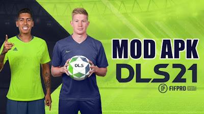 Dream League Soccer (DLS 2021) Mod Apk Unlimited Money