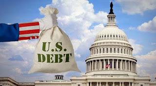 Risiko Hutang Amerika Syarikat Cecah $20 Trilion