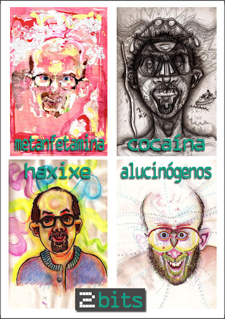 Como estimular a criatividade - artista que usou drogas