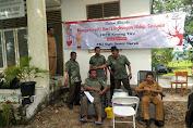 Polhut dan Pamhut BKPH Krueng Tiro Donor Darah Memperingati Hari Lingkungan Hidup Sedunia