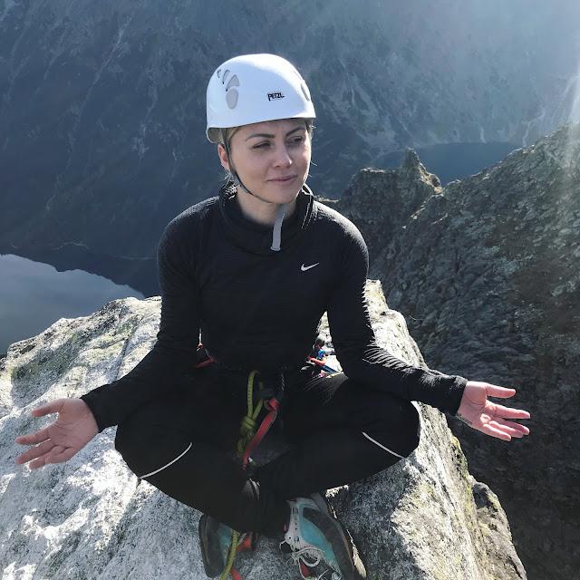 Mnich w Tatrach