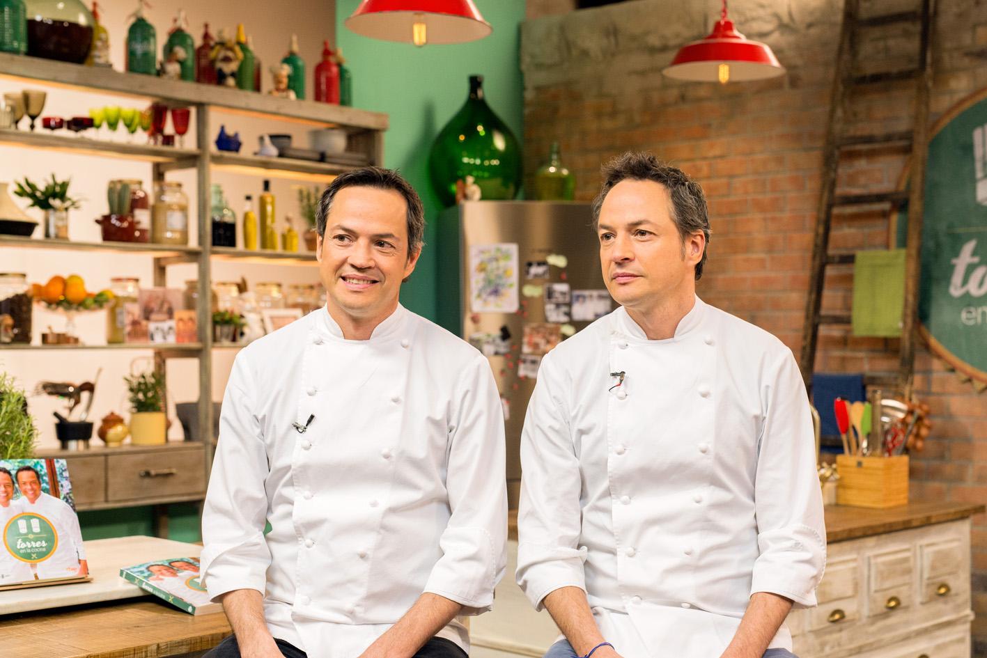 El libro de recetas de torres en la cocina the spanish for Cocina hermanos torres