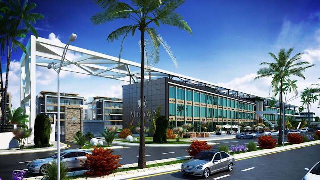 محلات بالتقسيط فى كمبوند ميدتاون العاصمة الادارية الجديدة