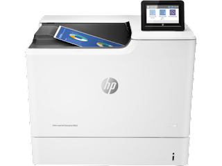Drivers HP Color LaserJet M653 series download