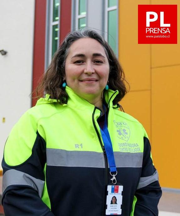 Enfermera Isabel Soto