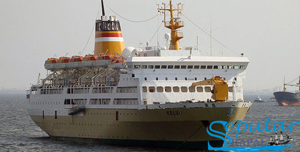 Kapal Laut Pelni KM KELUD