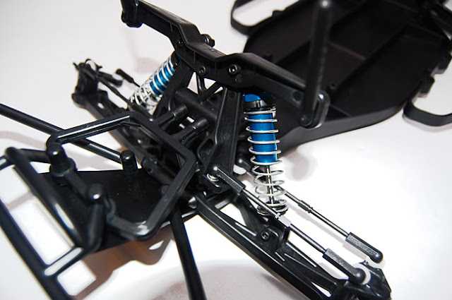Team Associated SC10 kit build instructions