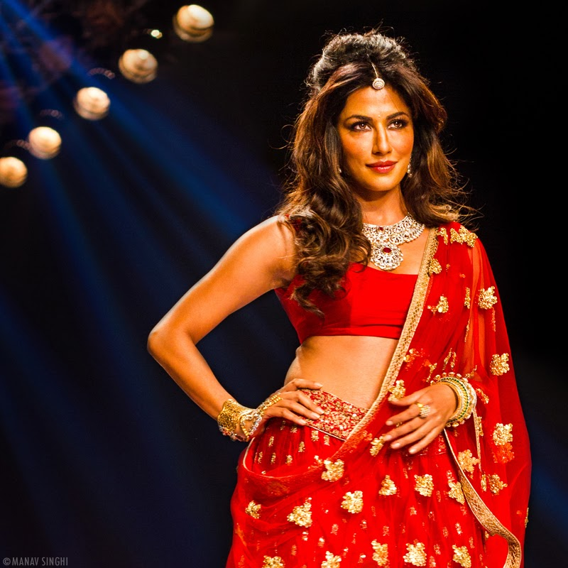 Chitrangada Singh India International Jewellery Week Mumbai