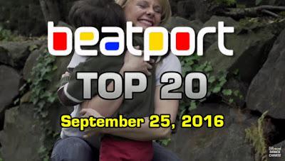 Beatport TOP 20 EDM Songs & DJ Tracks (September 25, 2016)