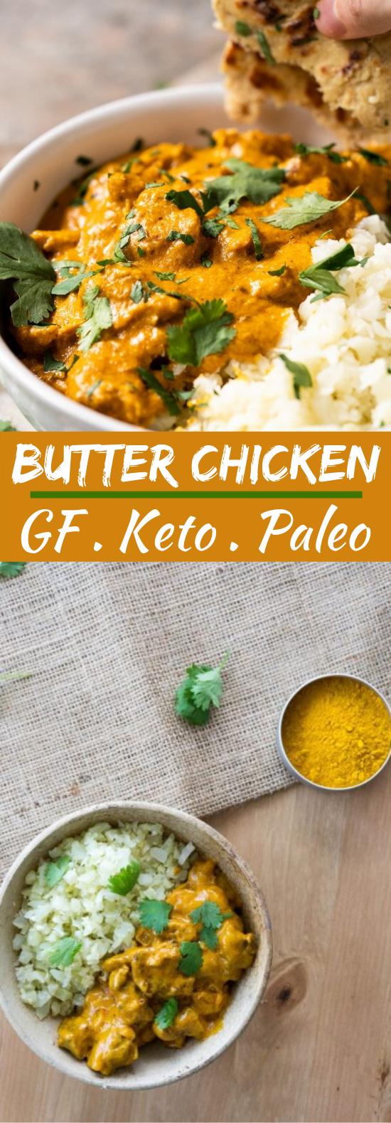 Butter Chicken #keto #glutenfree