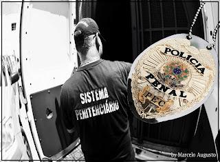 Resultado de imagem para policia penal marcos neto