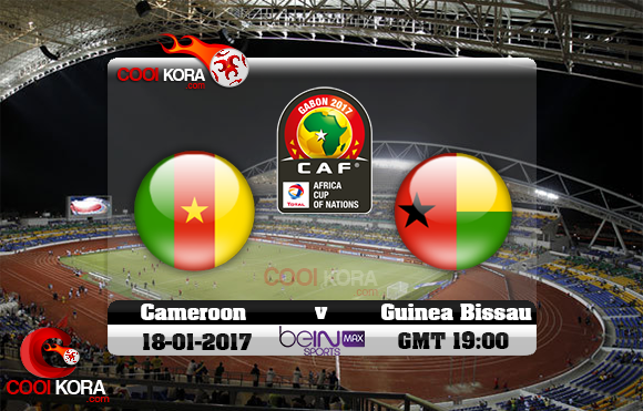 مشاهدة مباراة الكاميرون وغينيا بيساو اليوم كأس أمم أفريقيا 18-1-2017 علي بي أن ماكس