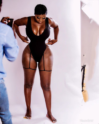 """Princess Shyngle Causes Stir On Social Media As A Photo Of Her """"Tonga"""" Being Kissed By Another Lady Surface Online   +Photos"""