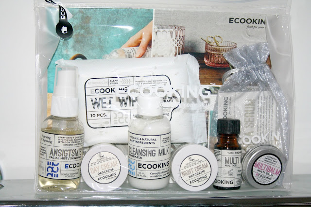 Ecooking™ Starter Kit With Cleansing Milk