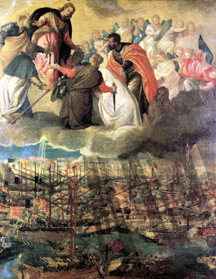 Allegoria della Battaglia di Lepanto Paolo Veronese
